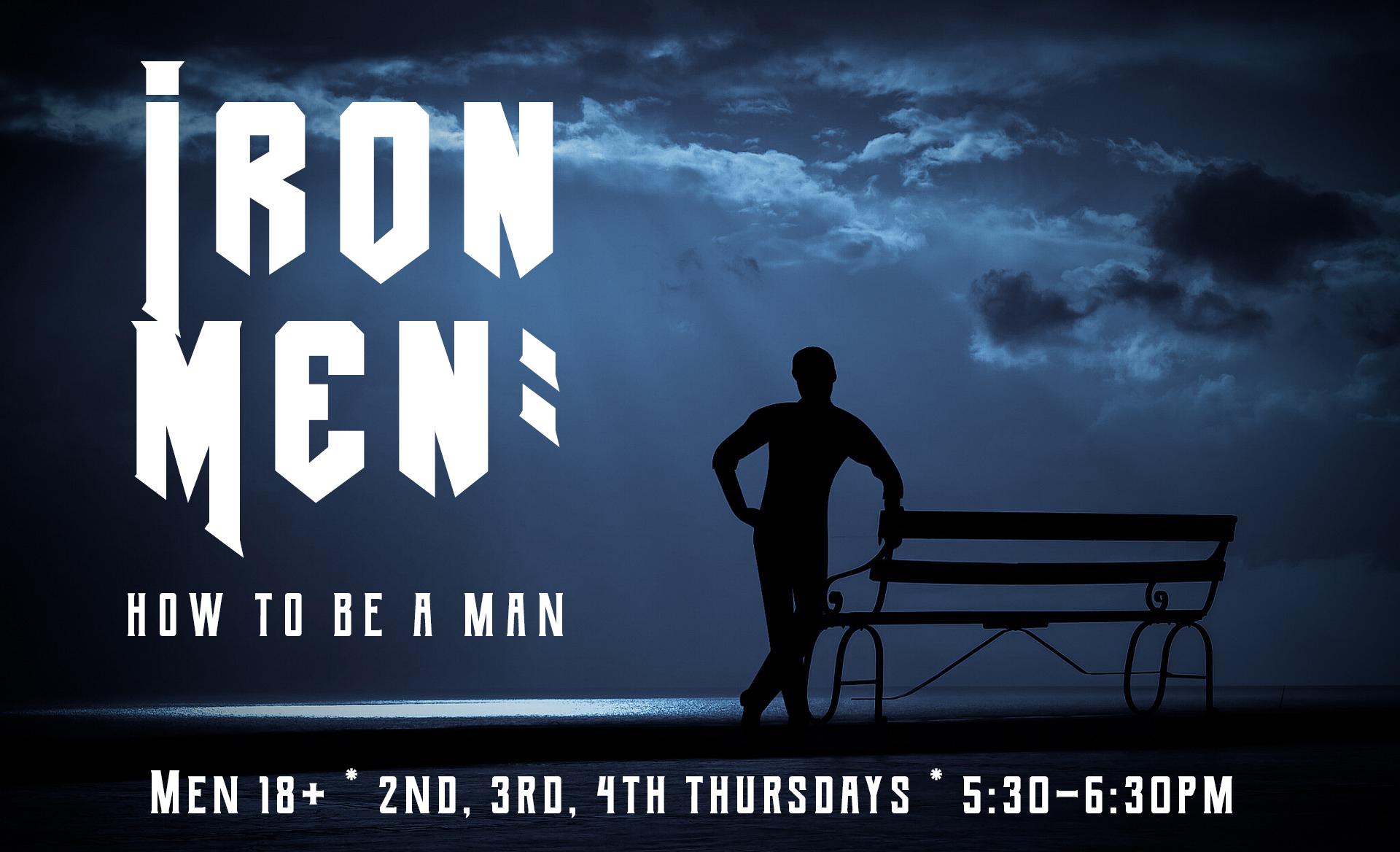 Events Iron Men
