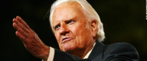 Eunice's Son Billy Graham