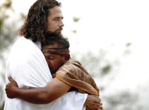 The President & the Pariah (Part II) hug jesus