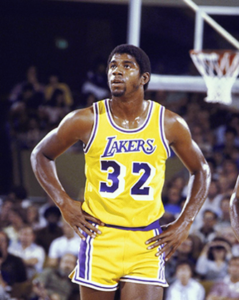 The President & the Pariah (Part I) Magic Johnson