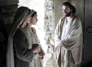 Mom Emails I: Women at the Last Supper? Jesus and two ladies