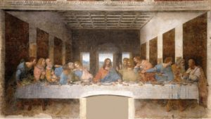 Mom Emails I: Women at the Last Supper? Last Supper
