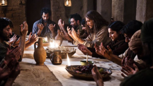 Mom Emails I: Women at the Last Supper? The Bible LS