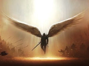Sermon Series: Songs of Faith ~ A Mighty Fortress Is Our God Angel Warrior