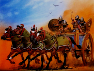 Sermon Series: Songs of Faith ~ A Mighty Fortress Is Our God Assyrian Soldiers