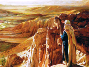 Sermon Series: Songs of Faith ~ A Mighty Fortress Is Our God Mount Nebo