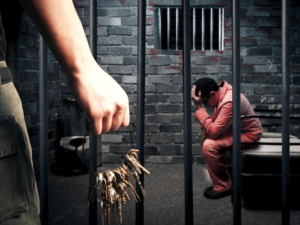 Sermon Series: Songs of Faith ~ Take My Life and Let It Be Prison